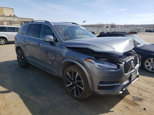 Salvage cars for sale from Copart Tulsa, OK: 2018 Volvo XC90 T6