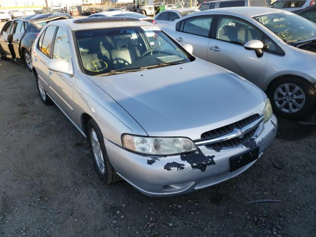 Nissan salvage cars for sale: 2000 Nissan Altima XE