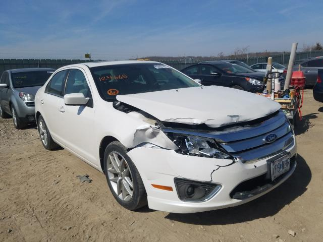 Salvage 2012 FORD FUSION - Small image. Lot 35931291