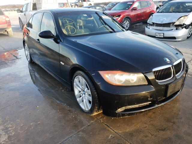 Salvage cars for sale from Copart Grand Prairie, TX: 2008 BMW 328 I