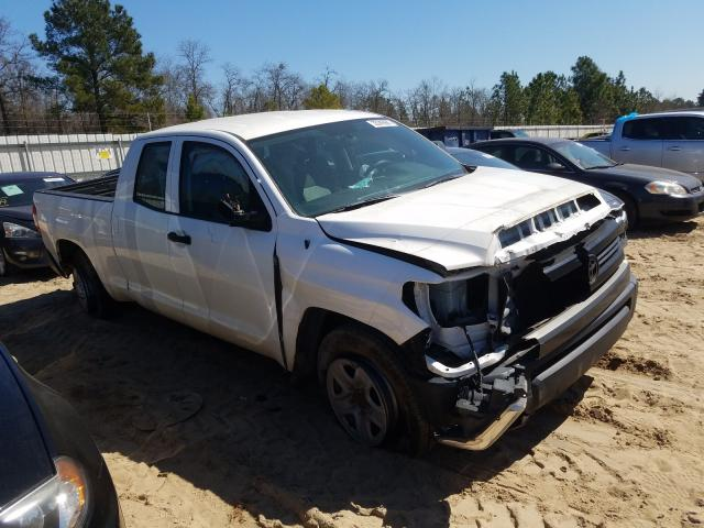 Salvage cars for sale from Copart Gaston, SC: 2017 Toyota Tundra DOU