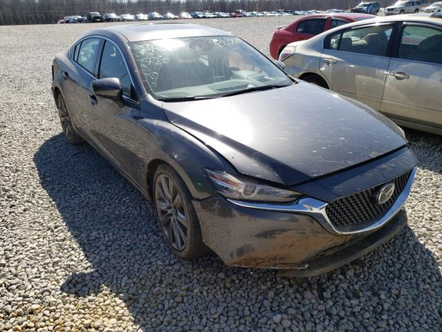 Mazda 6 salvage cars for sale: 2018 Mazda 6