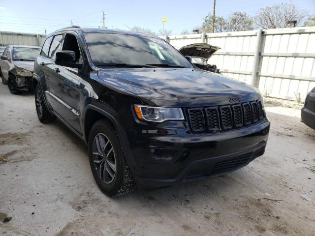 Salvage cars for sale from Copart Homestead, FL: 2019 Jeep Grand Cherokee