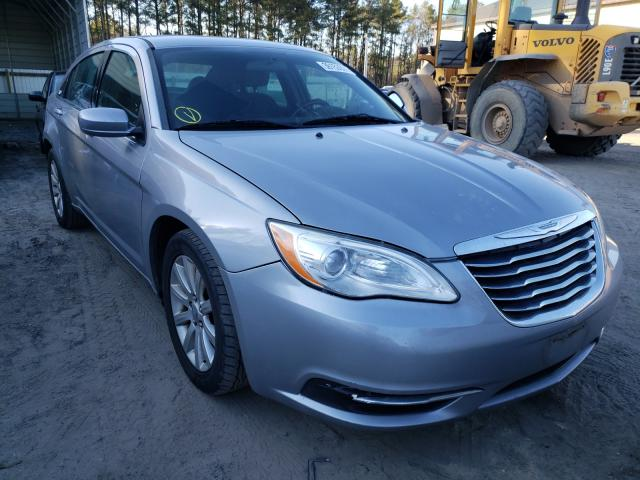 2014 CHRYSLER 200 TOURIN 1C3CCBBG9EN105676