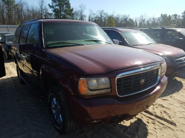 Cadillac Escalade salvage cars for sale: 2000 Cadillac Escalade