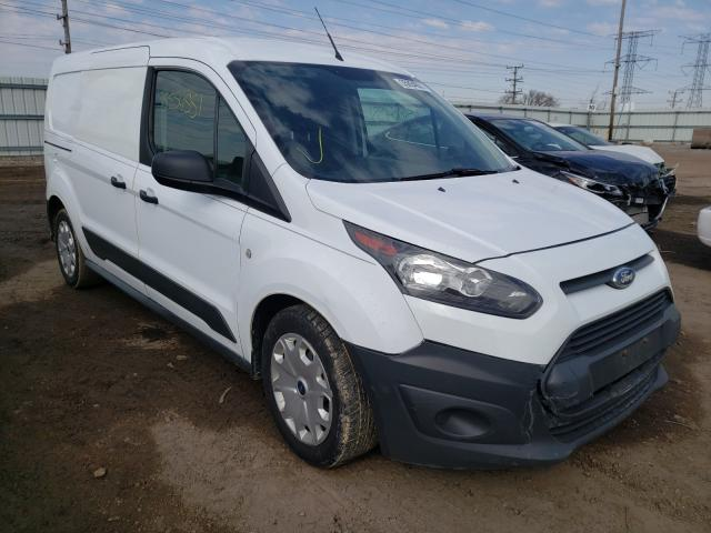 Salvage cars for sale from Copart Elgin, IL: 2015 Ford Transit CO
