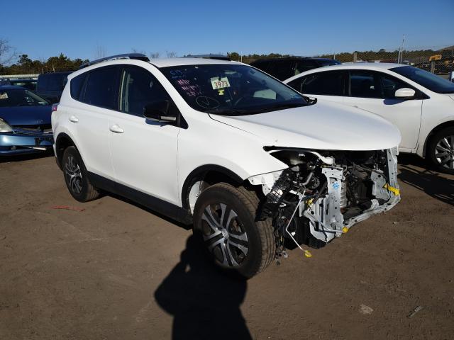 Vehiculos salvage en venta de Copart Brookhaven, NY: 2016 Toyota Rav4 LE