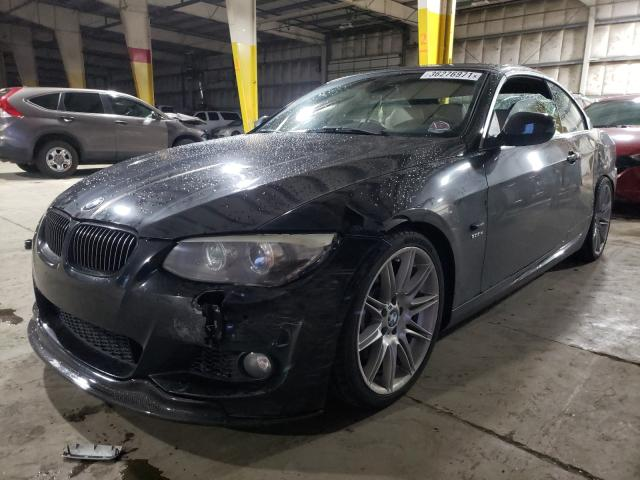 2011 BMW 335 IS - Left Front View