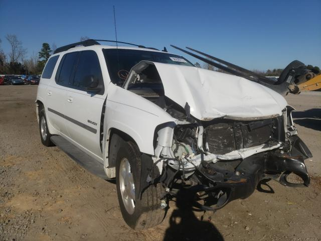 Salvage cars for sale at Lumberton, NC auction: 2006 GMC Envoy XL