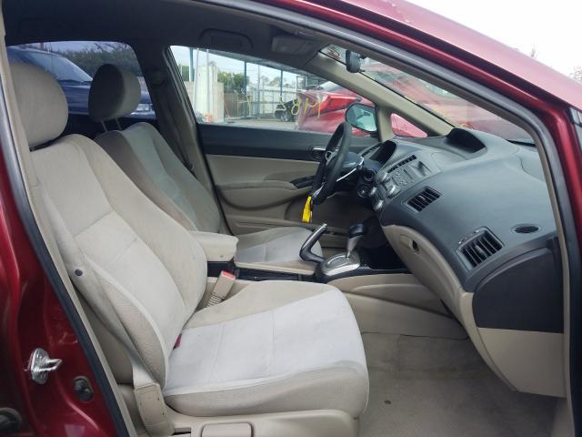 2010 HONDA CIVIC LX 2HGFA1F56AH543688