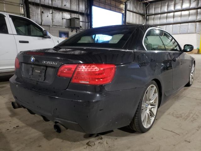 2011 BMW 335 IS - Right Rear View