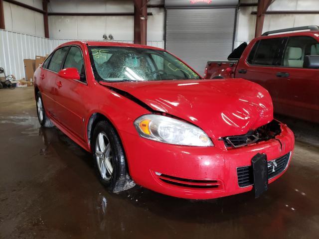 2009 Chevrolet Impala 1LT en venta en Lansing, MI