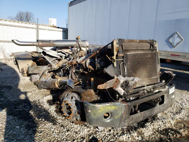 Salvage cars for sale from Copart Des Moines, IA: 2016 Freightliner Convention