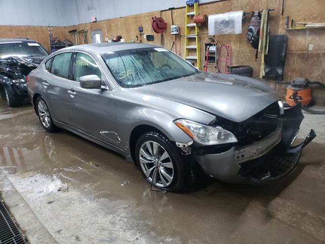 2012 Infiniti M37 X for sale in Kincheloe, MI