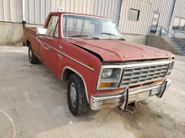 FORD F150 1981 0