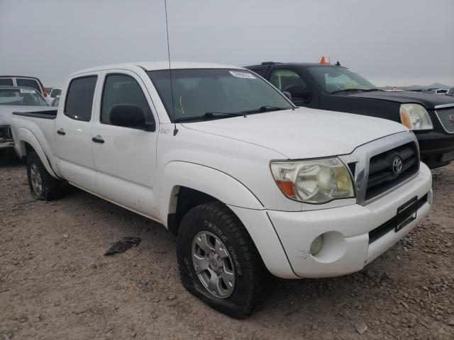 Salvage cars for sale from Copart Magna, UT: 2005 Toyota Tacoma DOU