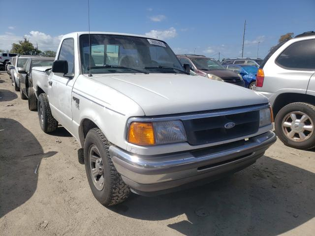 Salvage cars for sale from Copart Riverview, FL: 1997 Ford Ranger