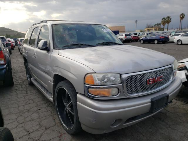 Salvage cars for sale from Copart Colton, CA: 2006 GMC Yukon Dena