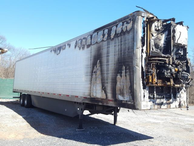 Salvage 2020 UTILITY REEFER - Small image. Lot 35303841