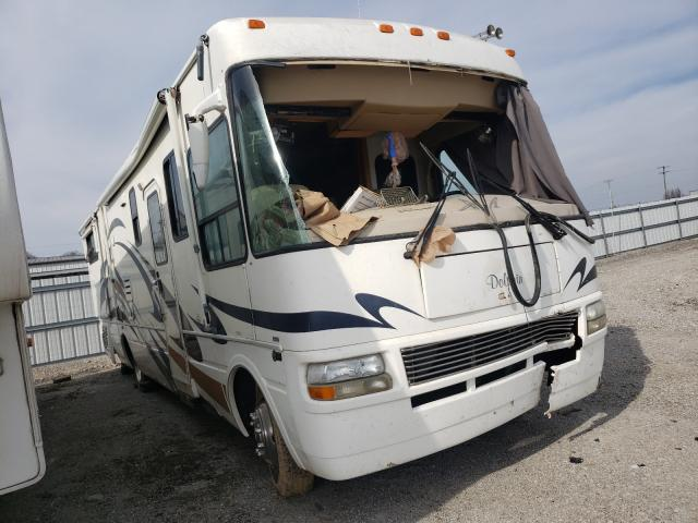 Dolp salvage cars for sale: 2004 Dolp Motorhome
