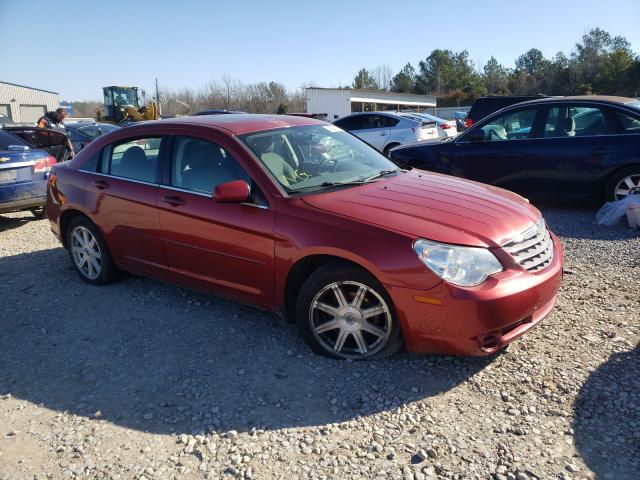 Salvage cars for sale from Copart Memphis, TN: 2007 Chrysler Sebring TO