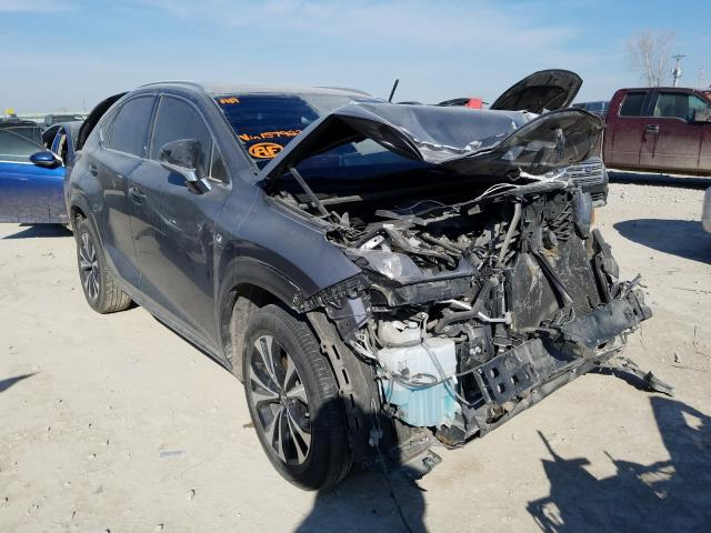 Salvage cars for sale from Copart Kansas City, KS: 2018 Lexus NX 300 Base
