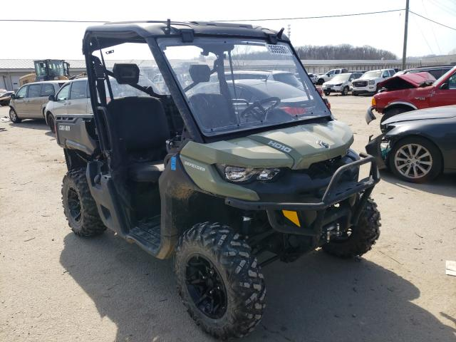 Salvage cars for sale from Copart Louisville, KY: 2016 Can-Am Defender H
