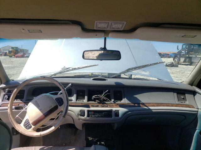 1997 LINCOLN TOWN CAR E - Odometer View
