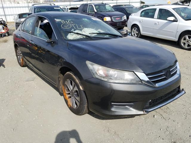 Salvage cars for sale from Copart Spartanburg, SC: 2014 Honda Accord LX