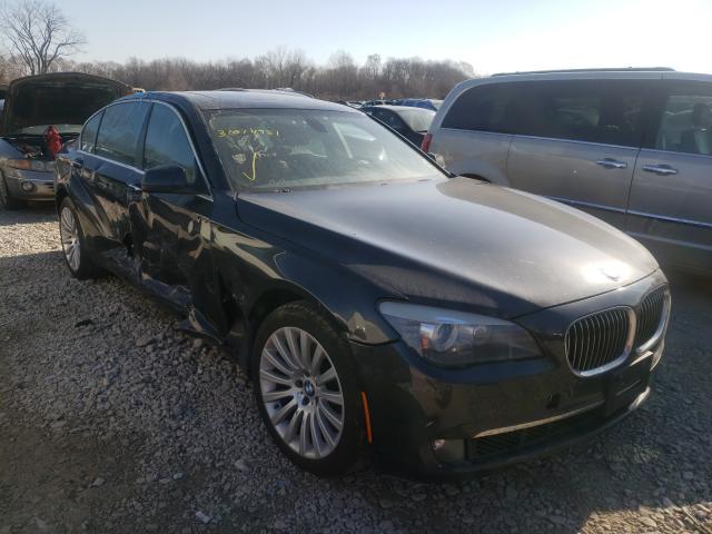 Vehiculos salvage en venta de Copart Des Moines, IA: 2012 BMW Alpina B7
