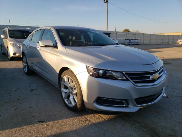 Salvage cars for sale from Copart Lexington, KY: 2017 Chevrolet Impala LT