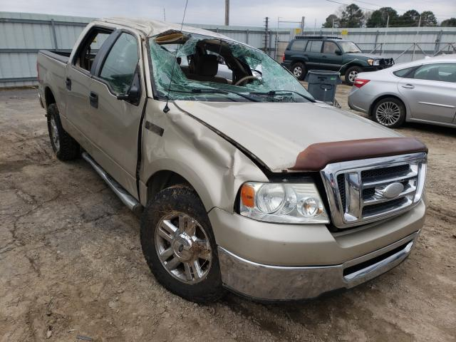 Salvage cars for sale from Copart Conway, AR: 2008 Ford F150 Super