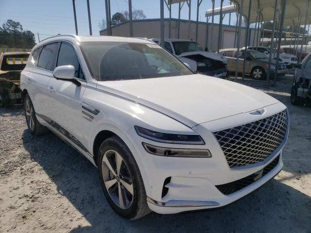 Genesis salvage cars for sale: 2021 Genesis GV80 Base
