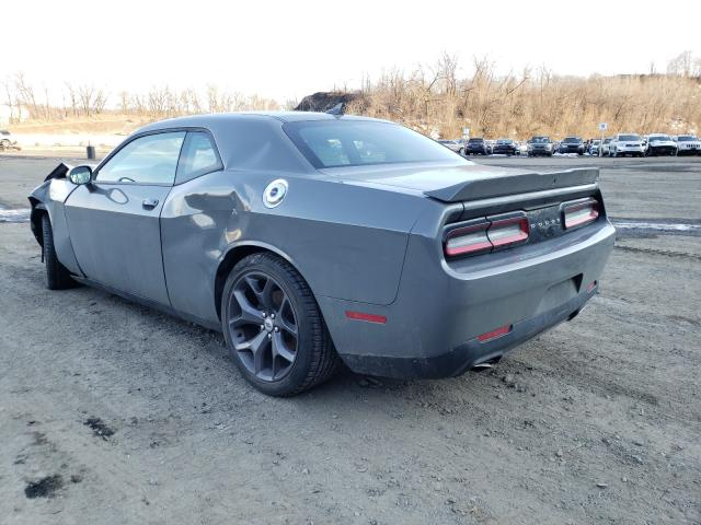 2019 DODGE CHALLENGER - Right Front View