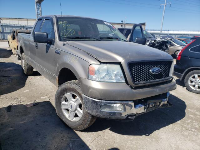 Salvage cars for sale from Copart Columbus, OH: 2004 Ford F150