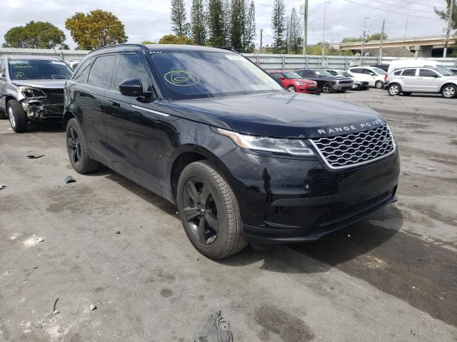 Salvage cars for sale at Miami, FL auction: 2019 Land Rover Range Rover