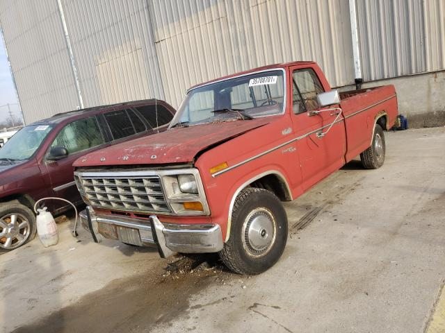 FORD F150 1981 1
