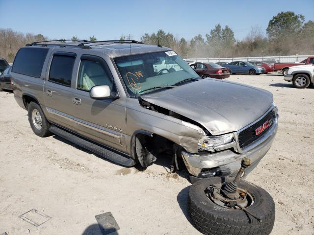 Salvage cars for sale from Copart Hampton, VA: 2002 GMC Yukon XL K