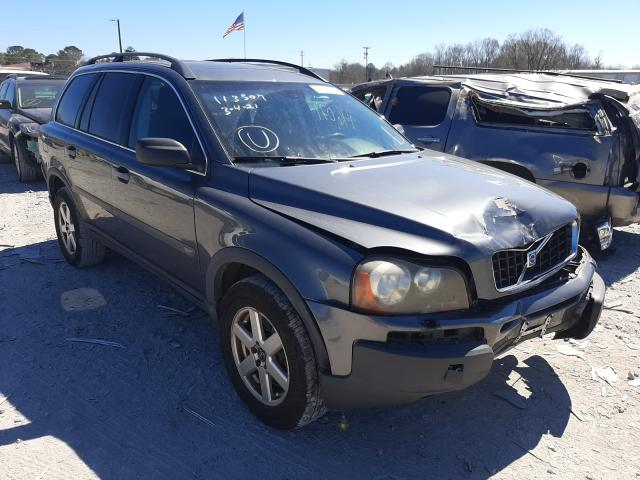 Volvo XC90 salvage cars for sale: 2005 Volvo XC90