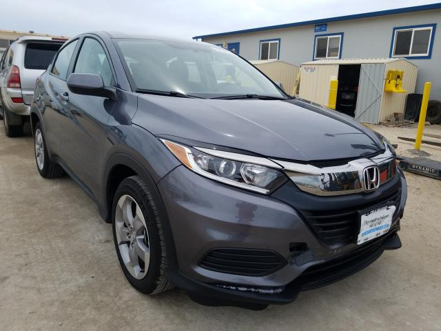 Salvage cars for sale from Copart Kapolei, HI: 2021 Honda HR-V LX