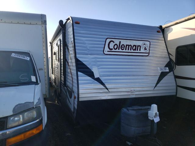 Coleman salvage cars for sale: 2015 Coleman Coleman