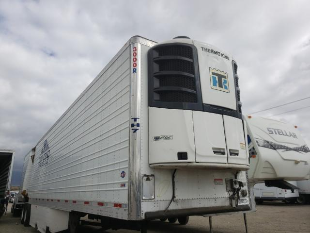 Salvage cars for sale from Copart Rancho Cucamonga, CA: 2018 Utility Trailer
