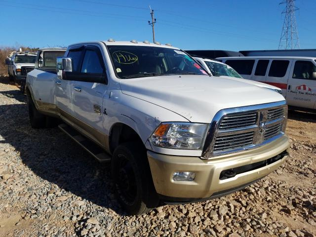 Vehiculos salvage en venta de Copart China Grove, NC: 2012 Dodge RAM 3500 L