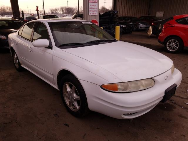Oldsmobile salvage cars for sale: 2001 Oldsmobile Alero GL