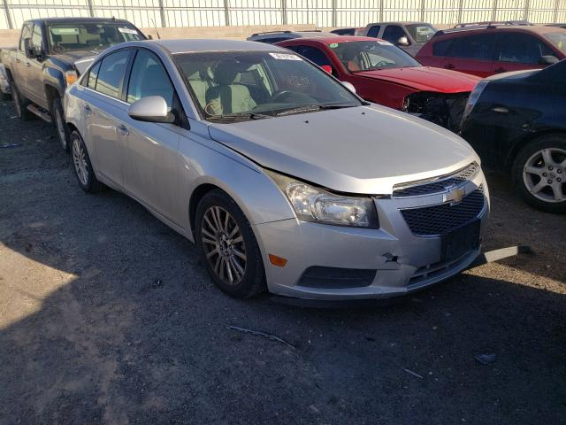 Salvage cars for sale from Copart Albuquerque, NM: 2012 Chevrolet Cruze ECO