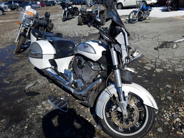 Salvage cars for sale from Copart North Billerica, MA: 2011 Victory Cross Country