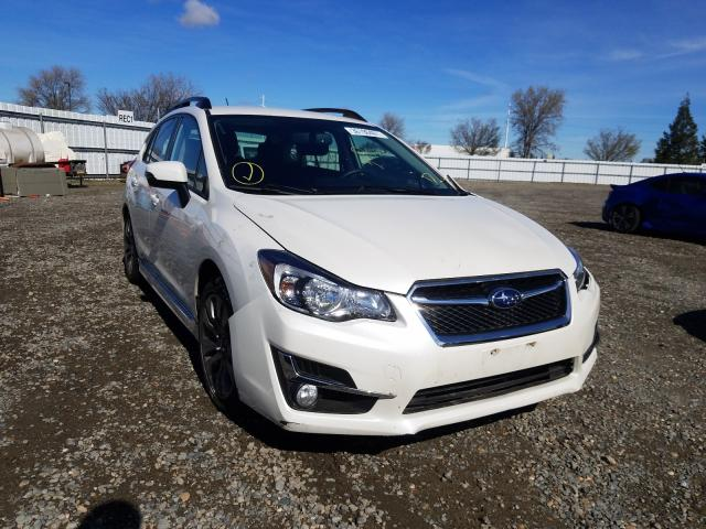 2015 Subaru Impreza SP for sale in Sacramento, CA