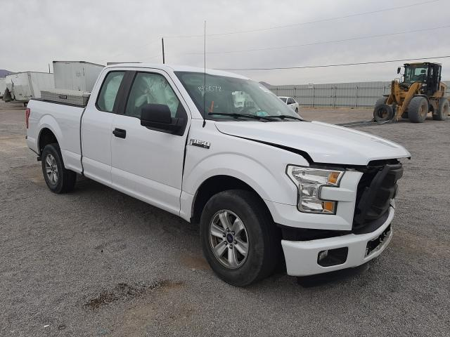 Salvage 2016 FORD F-150 - Small image. Lot 36266121