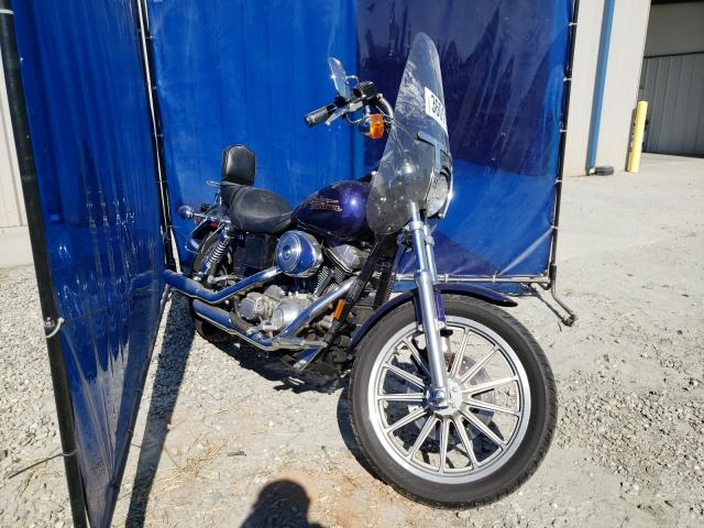 Salvage cars for sale from Copart Spartanburg, SC: 1999 Harley-Davidson FXD