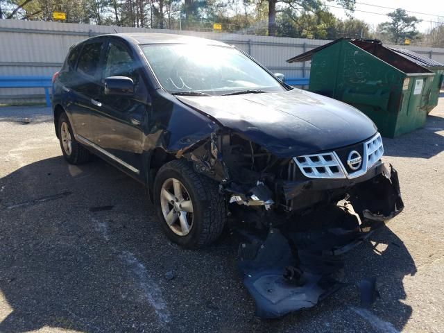 Salvage cars for sale from Copart Theodore, AL: 2013 Nissan Rogue S